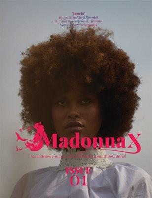Madonna X Issue No.01
