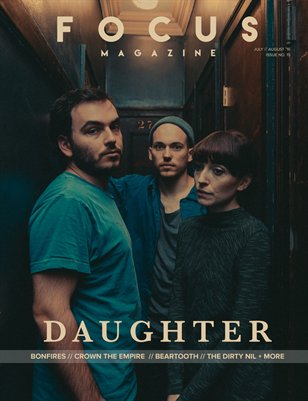 Issue 15 // DAUGHTER