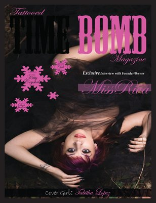 Tattooed Time Bomb Issue 1