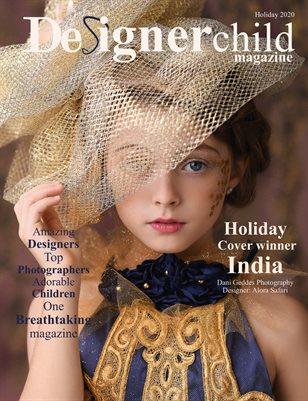 Designer Child Magazine Holiday 2020