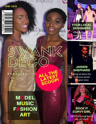 Swank Deco Magazine June 2018 Issue
