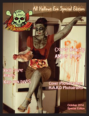 Baba Lous Beauties- All Hallows Eve Special Edition 1: October 2014