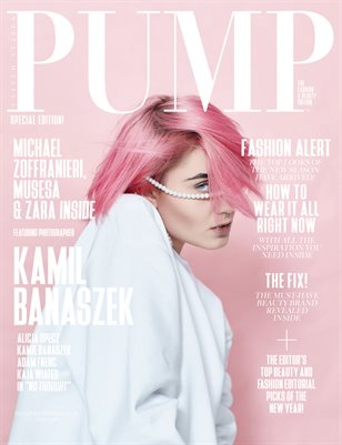 PUMP Magazine Fashion Legends Vol 3