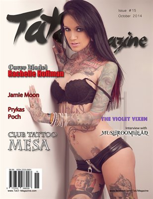 Tat2 Magazine Issue #15 October 2014