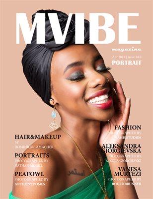 MVIBEmagazine Apr 2021 issue 14.2 Portrait