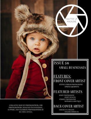 Shutter Up Magazine, Issue 56