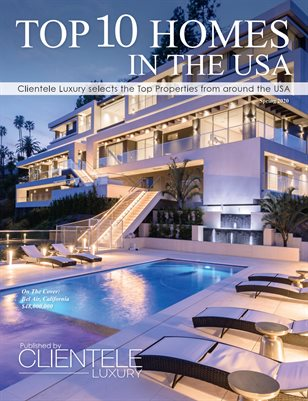 Top 10 Homes USA Spring 2020