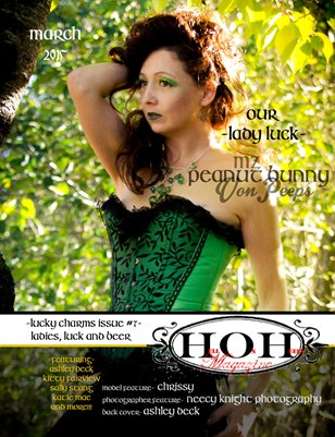 Hell on Heels Magazine Issue#7 March Lucky Charms