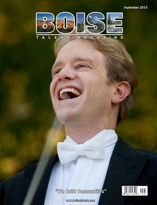 Boise Talent Magazine September 2015 Edition