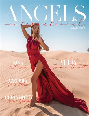 1-Angels International Wanderlust