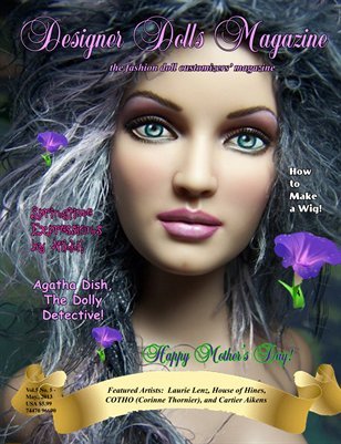 Designer Dolls Magazine - May 2013