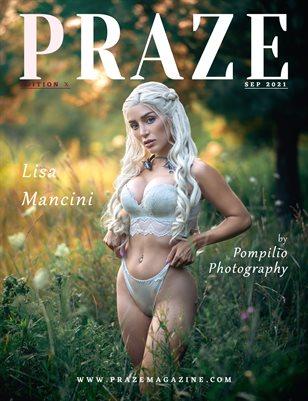 PRAZE Magazine | EDITION X - Sep 2021