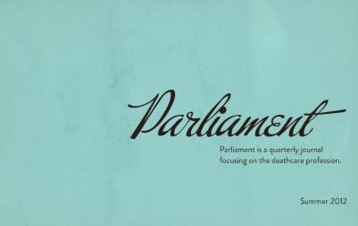 Parliament June 2012 | Issue 8