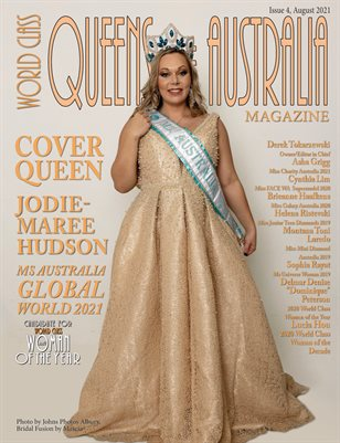 World Class Queens of Australia Magazine