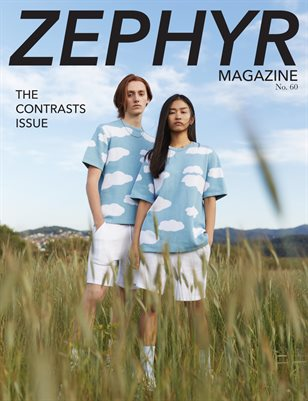 Zephyr Magazine-The Contrasts Issue-Summer 2021