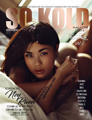 SO KOLD MAGAZINE - SLIM GOODIES 2 (COVER MODEL: NEY RIVEN)