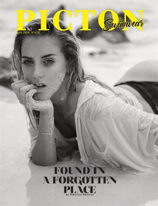 Picton Magazine APRIL 2020 N478 Swimwear Cover 3