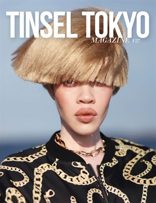 Tinsel Tokyo - v27 - White & Gold