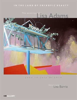 Lisa Adams In The Land Of Entropic Beauty