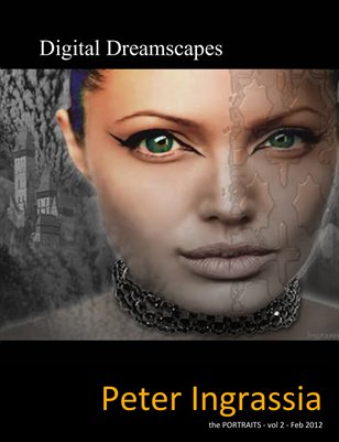 Peter Ingrassia Digital Dreamscapes vol 2 Portraits
