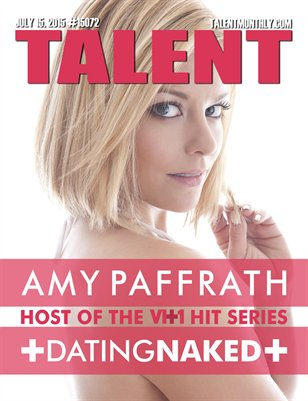 Talent Monthly Magazine July 15, 2015 #15072