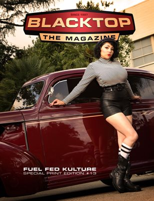 Blacktop Magazine SPE 13 - They Call Me Lucky