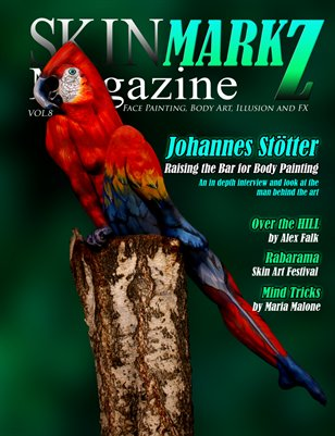 May Issue of SkinMarkZ Magazine 2015 - Vol. 8