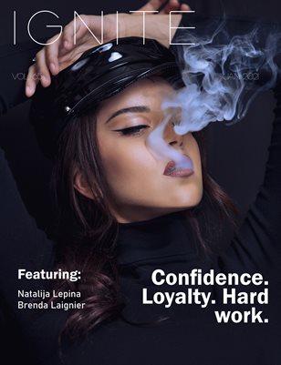 Ignite Magazine January Fashion Vol 1