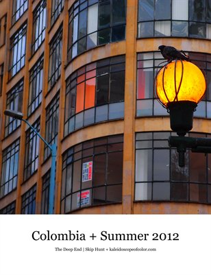 Colombia + Summer 2012