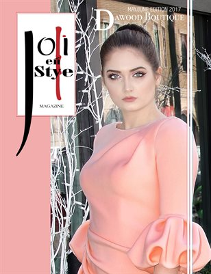 Joli En Style Magazine May June 2017