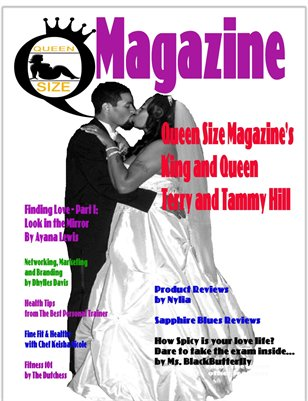 King and Queen/February 2013