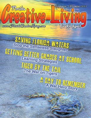Florida Creative Living Magazine - Issue #13
