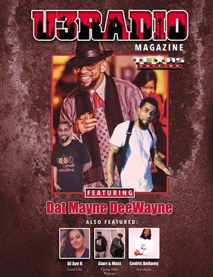 U3 Radio-Issue 18(Texas Edition)