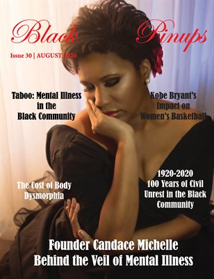 Black Pinups Issue 30