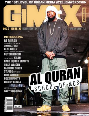 G. MIX MAGAZINE Vol. 2 - Issue. 20