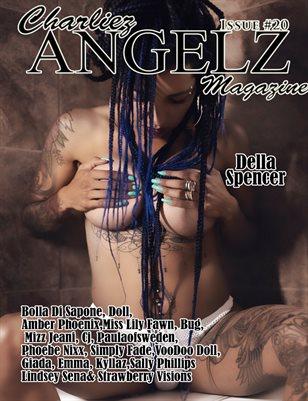 Charliez Angelz Issue #20 - Della Spencer