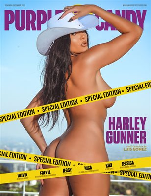 PURPLE CANDY SPECIAL EDITION DECEMBER 2020