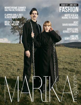 MARIKA MAGAZINE FASHION (ISSUE 971 - JUNE)