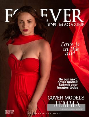 FOREVER Model Magazine ISSUE 19