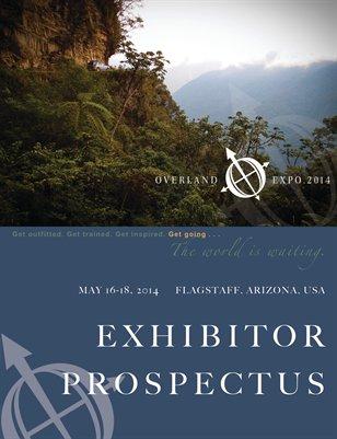2014 Overland Expo Exhibitor's Prospectus
