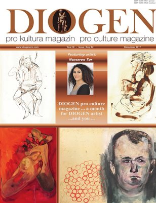 DIOGEN pro culture magazine No 82, December 2017
