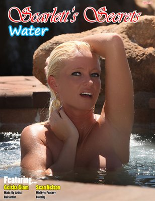 Scarlett's Secrets Issue 2 - Water