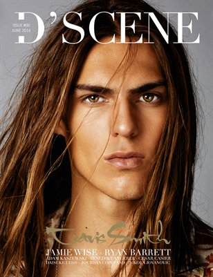D'SCENE MAGAZINE LAUNCH ISSUE 2014