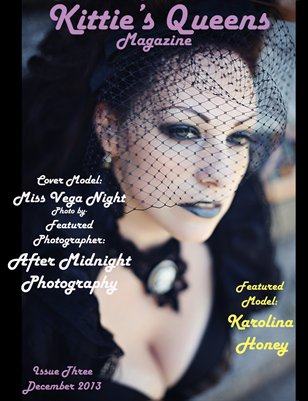 Kittie's Queens Magazine Issue Three