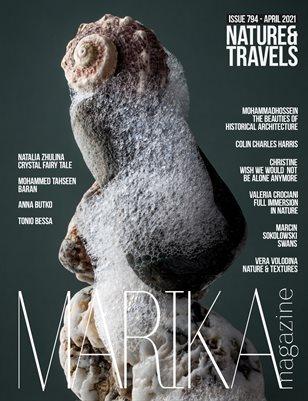 MARIKA MAGAZINE NATURE & TRAVELS (ISSUE 794 - APRIL)