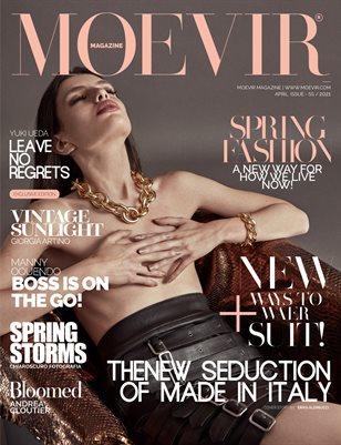 38 Moevir Magazine April Issue 2021