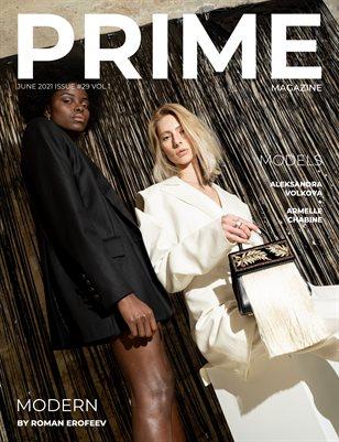 PRIME MAG June 2021 ISSUE #29 VOL.1