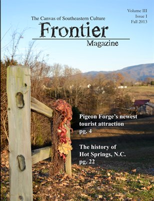 Frontier Magazine Vol. 3 Issue 1