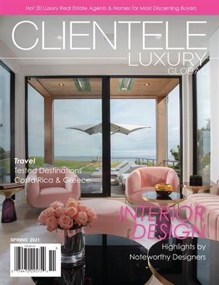 Spring Clientele Luxury Magazine
