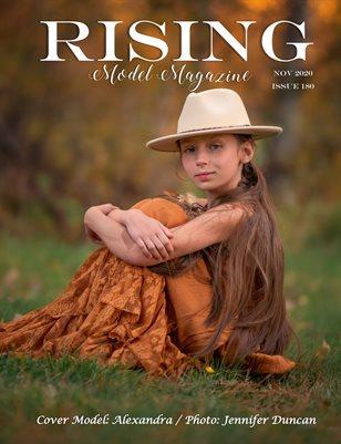 Rising Model Magazine Issue #180